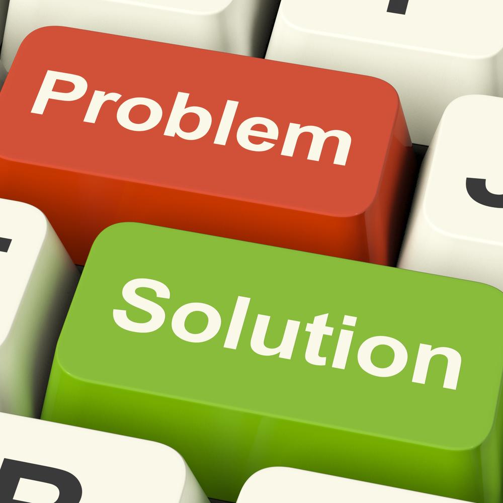 Проблемы и решеня