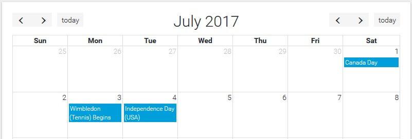 Etsyrank календарь праздников