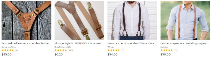 Groom suspenders _ Etsy