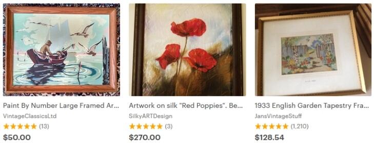 Где продавать картины в интернете