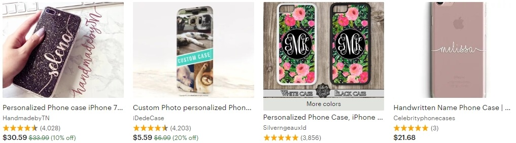 Personalized phone case _ Etsy