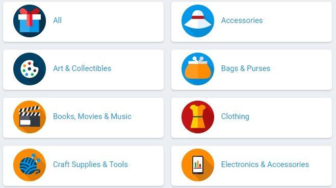 eRank - Trend Buzz - примеры категорий