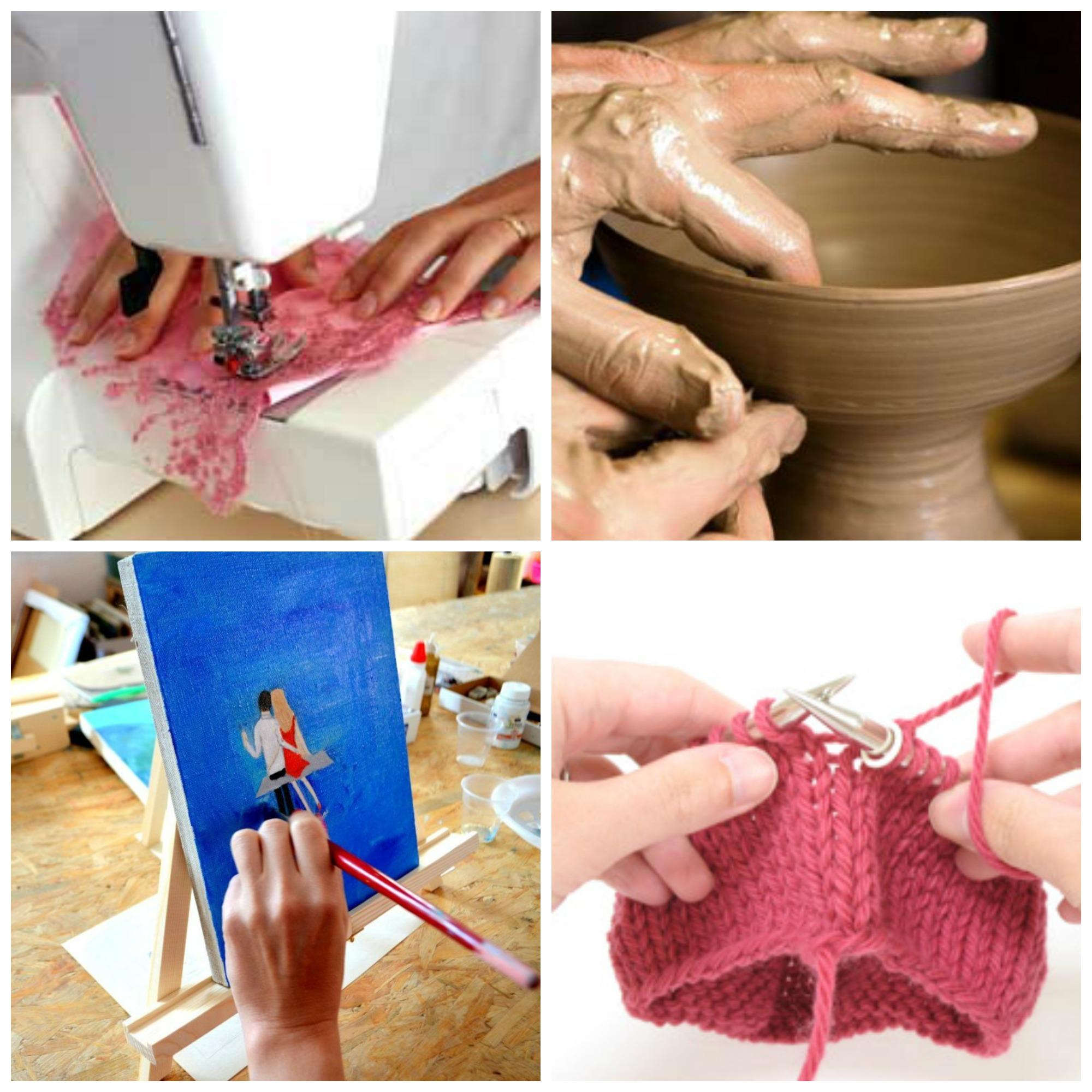 Товары, сделанные собственными руками
