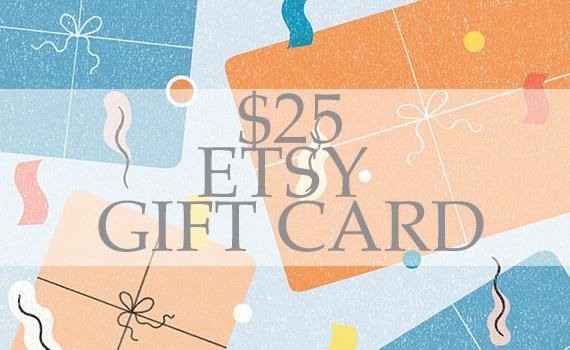 Что такое Etsy Gift Cards