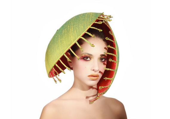 Расскажите о процессе создания шляп esty