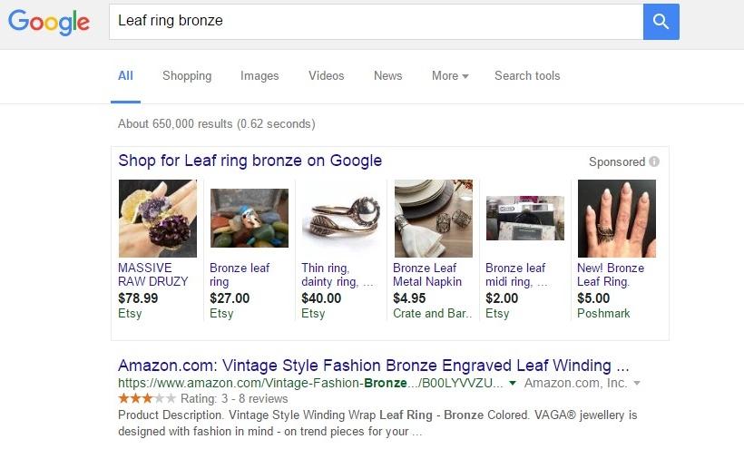 Рекламные объявления Google