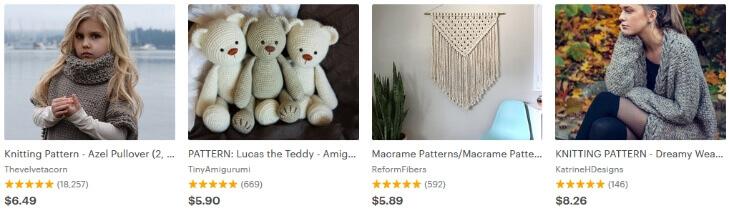 Можно продавать на Etsy handmade мастер-классы