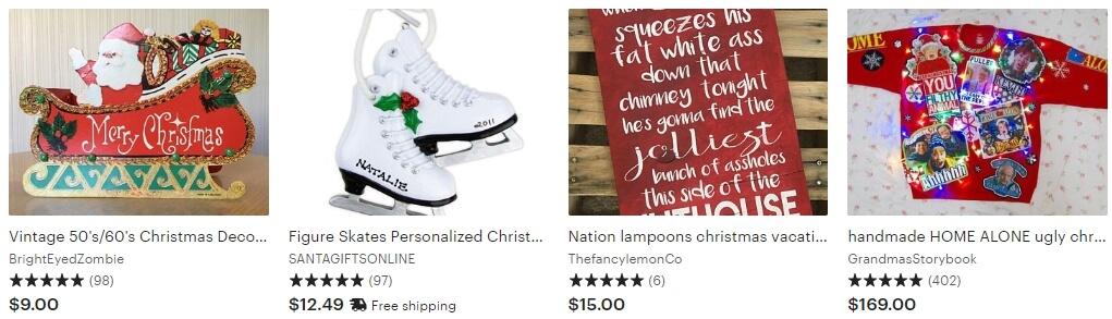 Рождественские фотографии
