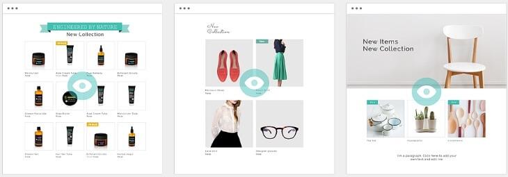 Wix.com - интернет магазин