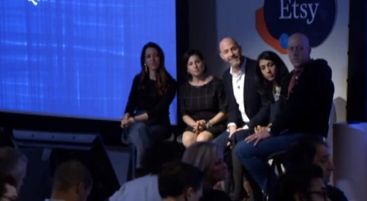 Вопросы-ответы топ-менеджерам Etsy