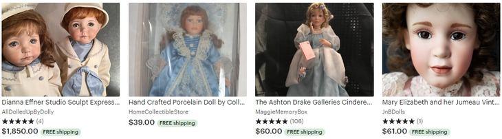 Фарфоровые куклы - Porcelain dolls - Etsy