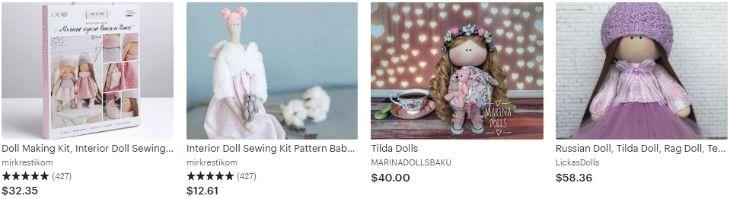 Куклы Тильды - Tilda doll - Etsy