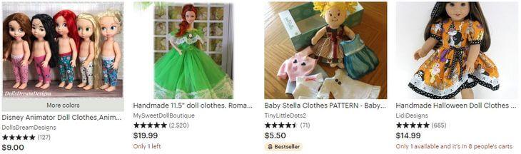 Одежда для кукол - Doll clothes - Etsy