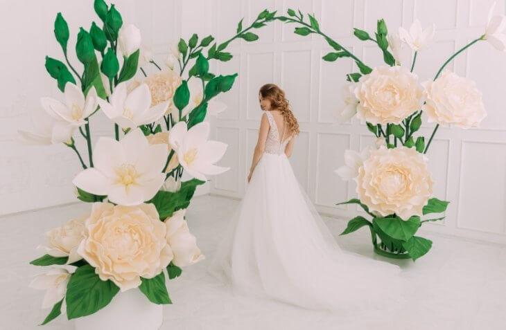 OskarDecor - свадебная арка