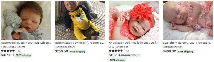 Реборн куклы - Reborn dolls - Etsy