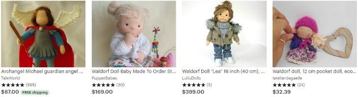 Вальдорфские куклы - Waldorf doll - Etsy