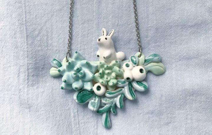 msBIRDIEshop - ожерелье