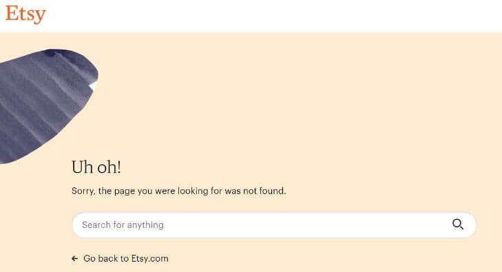 Etsy магазин заблокирован сразу после регистрации