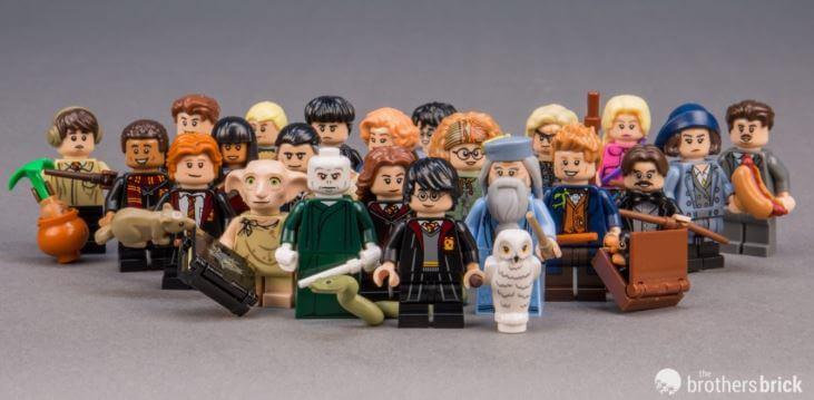 Гарри Поттер и LEGO