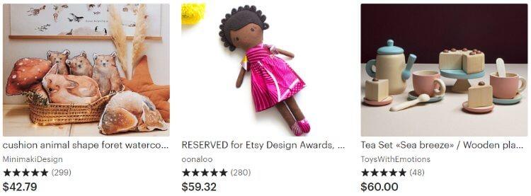Финалисты Etsy Design Awards 2020
